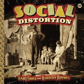 Tappin' that axe: Social Distortion
