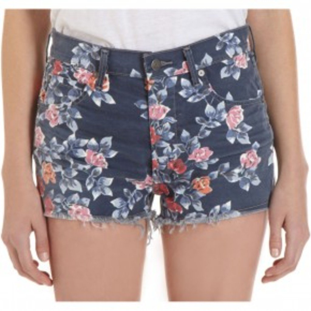 Fashion Fridays - Flower Power Denim