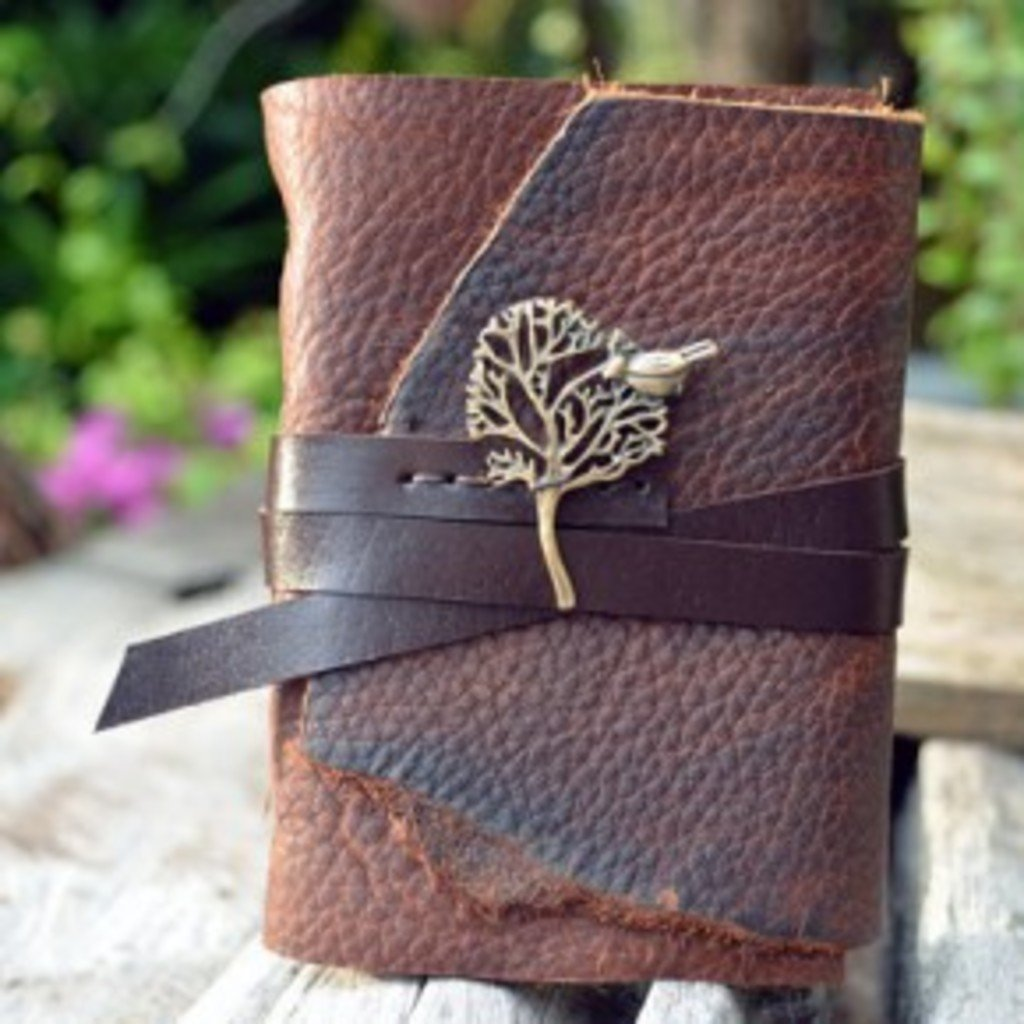 Read Alert: Leather Journals