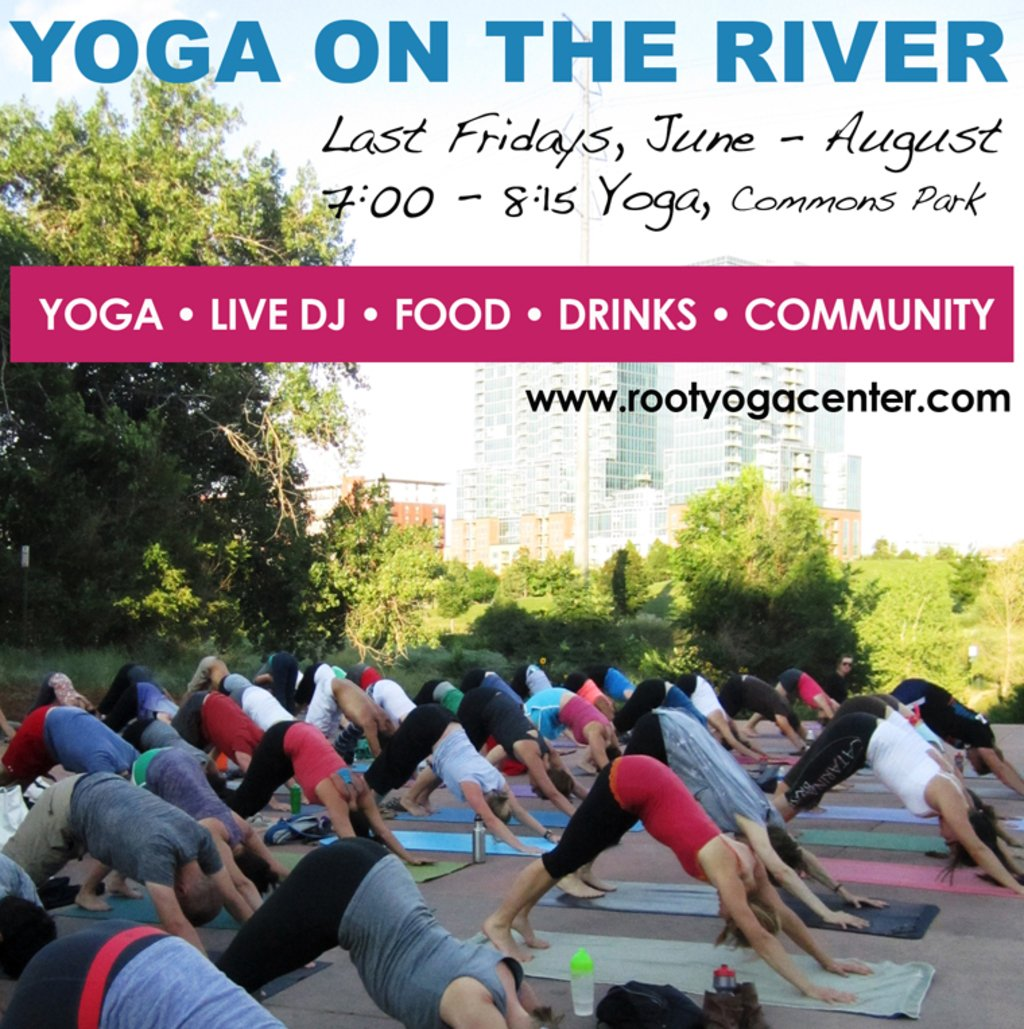 YogaontheRiver2012