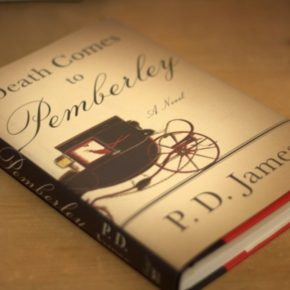 Poolside Picks: Death Comes to Pemberley
