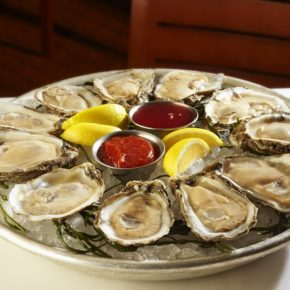 What's Fresh: Ocean Prime Does Oyster Thursdays