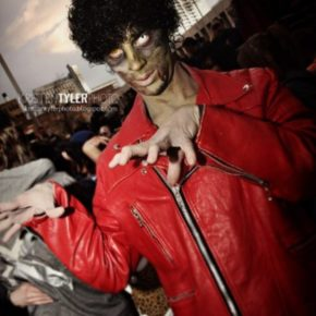 Undead Man's Party: Casselmans Hosts Zombie Crawl Aftermath Featuring Celldweller