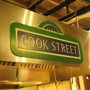 What's Fresh: Follow Cook Street Straight to Rome