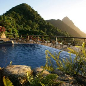 Weekend Escapes: Win a Trip to St. Lucia