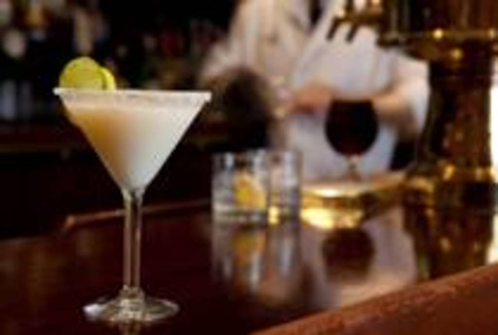 What's Fresh: Holiday Mixology Class at The Palm