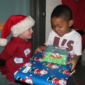 Mile High Generosity: Kids giving to Kids on Christmas Eve