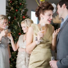 Couture Décor: Tips to Make Your Holiday Soirée a Hit, Hold the Fruitcake (Please!)