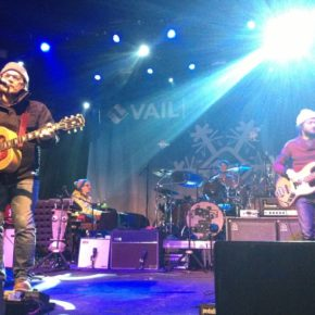 Hindsight: Wilco @ Vail Snow Daze