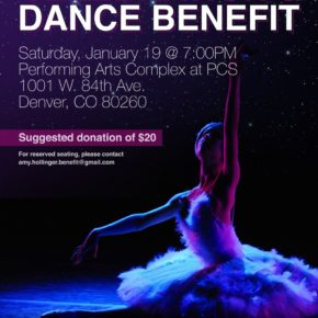 Amy Hollinger Dance Benefit