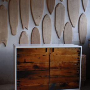 Couture Décor: Modern Furniture Design Meets Colorado Grit at Fin Art