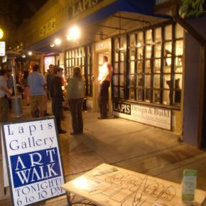 The Friday Experience: Lapis Gallery/Design and Build Celebrates 15 Years