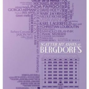 303 Magazine Special Advance Screening: Scatter My Ashes at Bergdorf's
