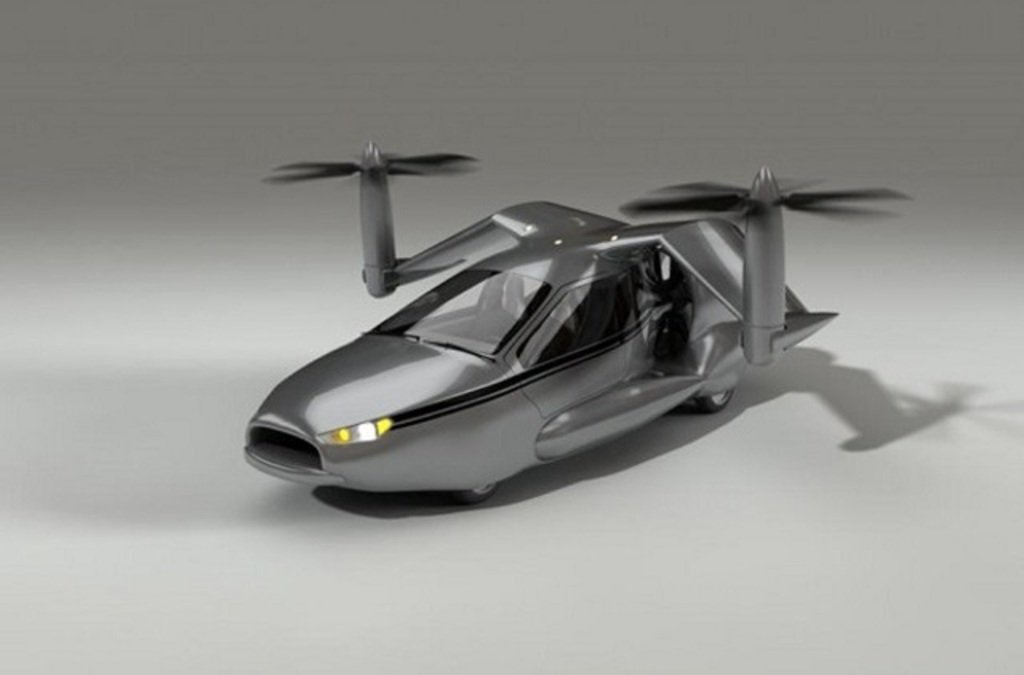 self-flying-car