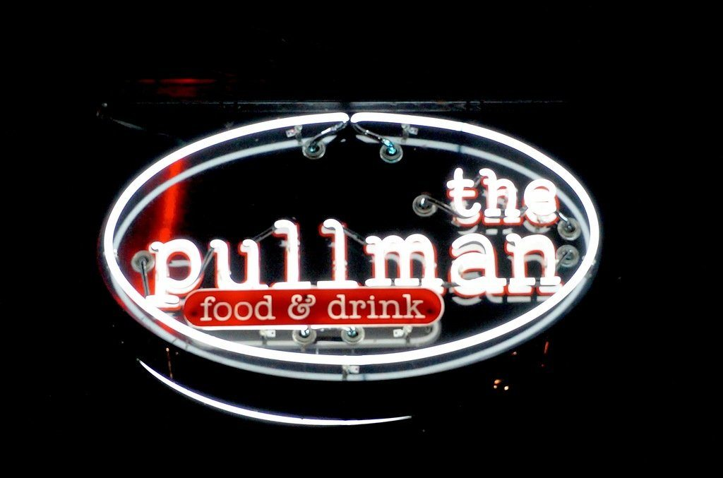 The pullman food and drink, pullman glenwood