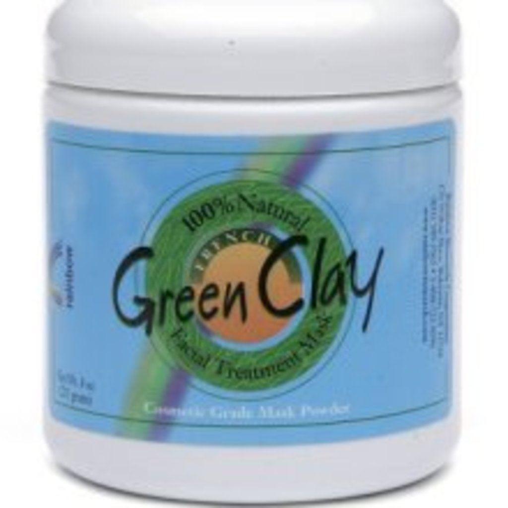 Rainbow Research French Green Clay Mask, $6, Health food stores