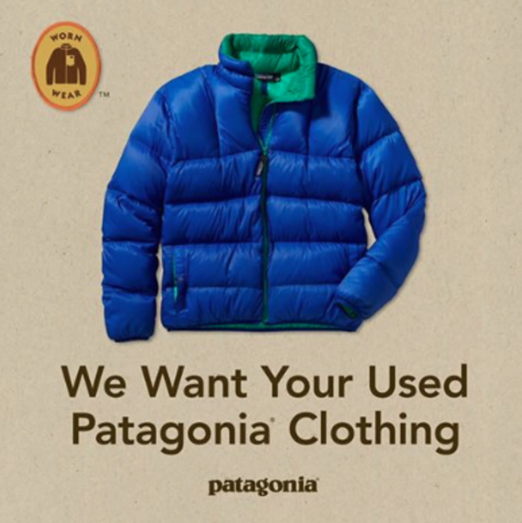 reputable site 72159 670ee Philanthropy a la Mode: Patagonia