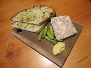 The Rustic Pork Terrine