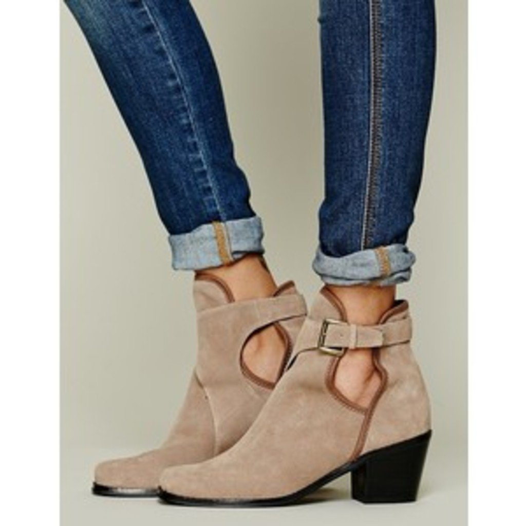 Free People Messeca Adelle Ankle Boot ($238) Photo Courtesy of FreePeople.com