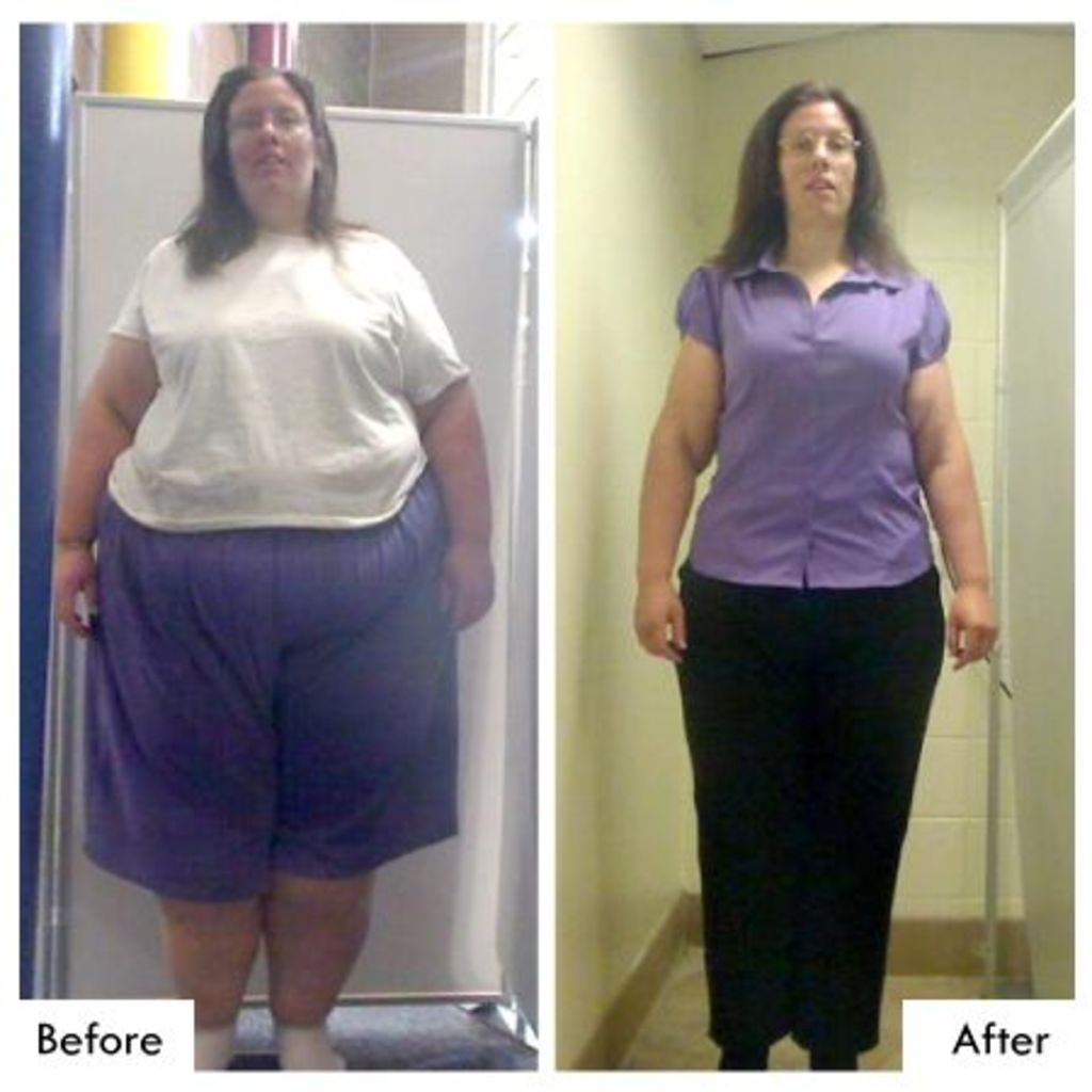 Carletta Alber, Weigh and Win success story Phot courtesy of Weigh and ...