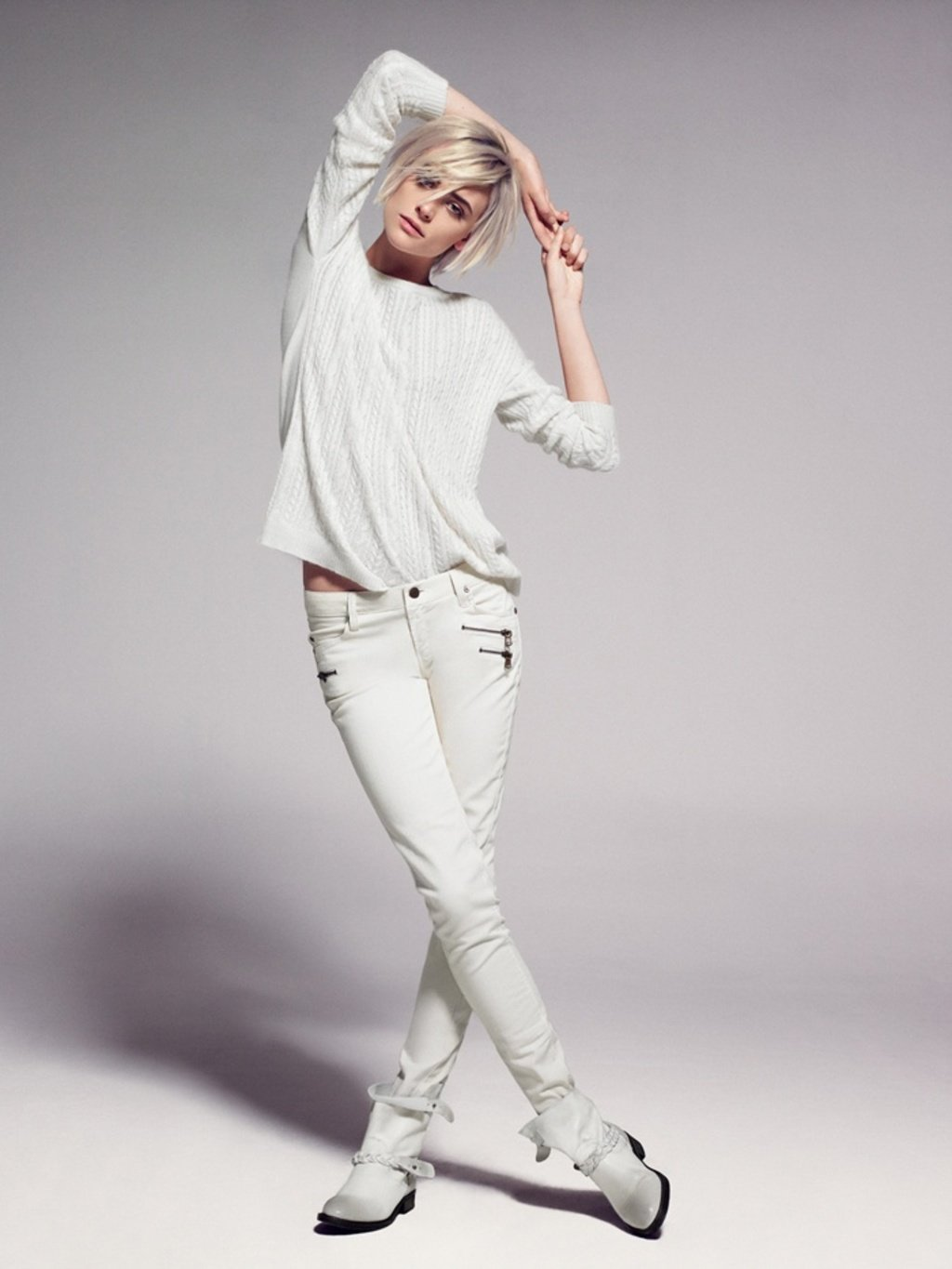 You can wear white after Labor Day! Photo Courtesy of Mango
