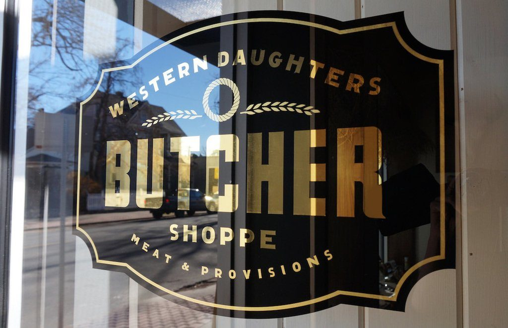 western daughters, western daughters butcher shoppe, butcher denver, butcher shop denver, highlands butcher, 303 magazine, brittany werges