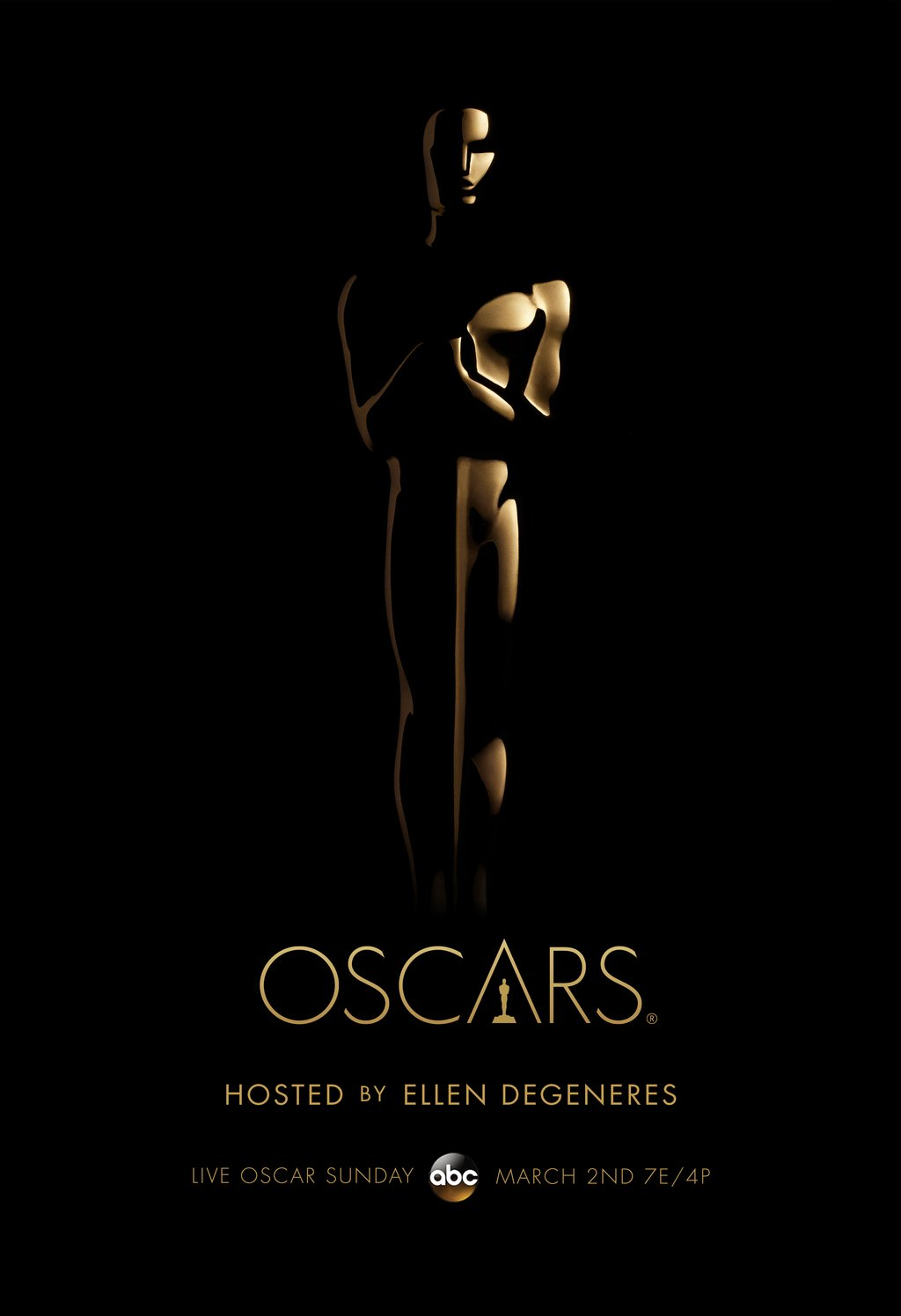 86th Annual Academy Award Poster