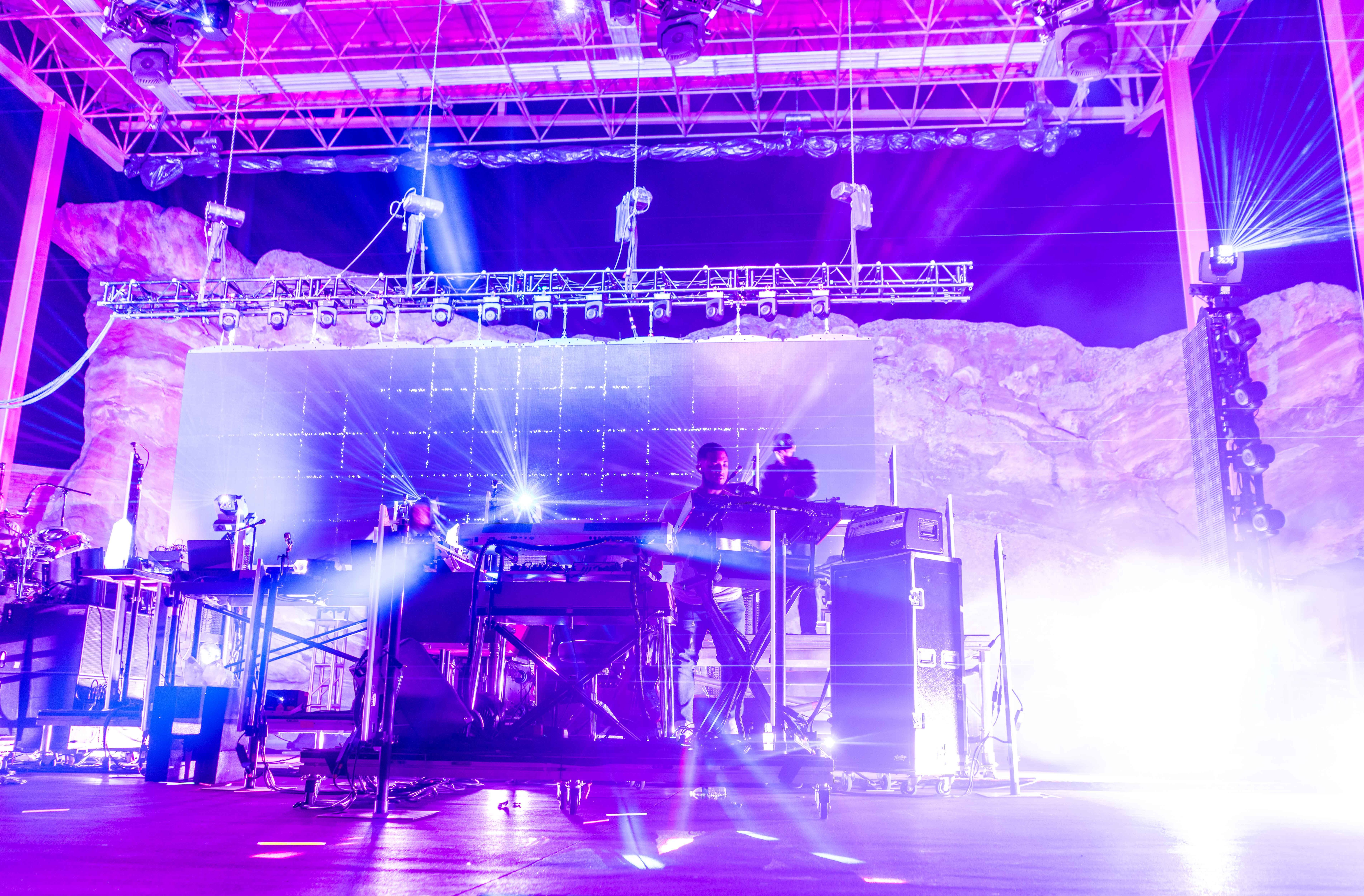 Pretty Lights, Meg O'Neill, 303 Magazine, 303 Music, Red Rocks, Montrece Hill, Tyler Harvey