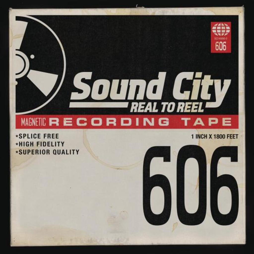 Sound City Album Cover