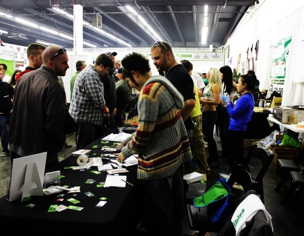 Cannabis Cup 2013 gallery at Exdo Event Center