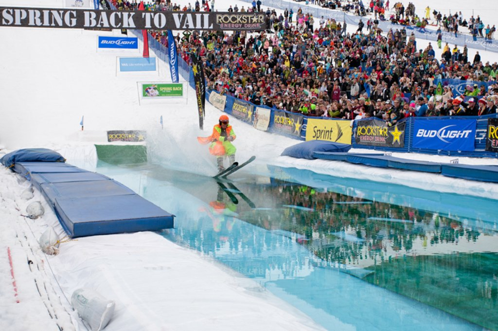2014 World Pond Skimming Championships