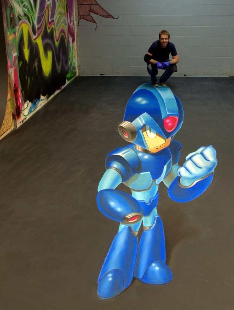 Chris Carlson's Mega Man