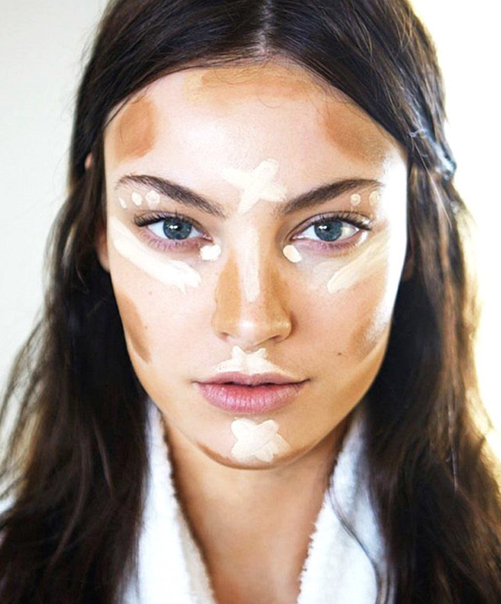 Contouring 101 Photo-Total Beauty