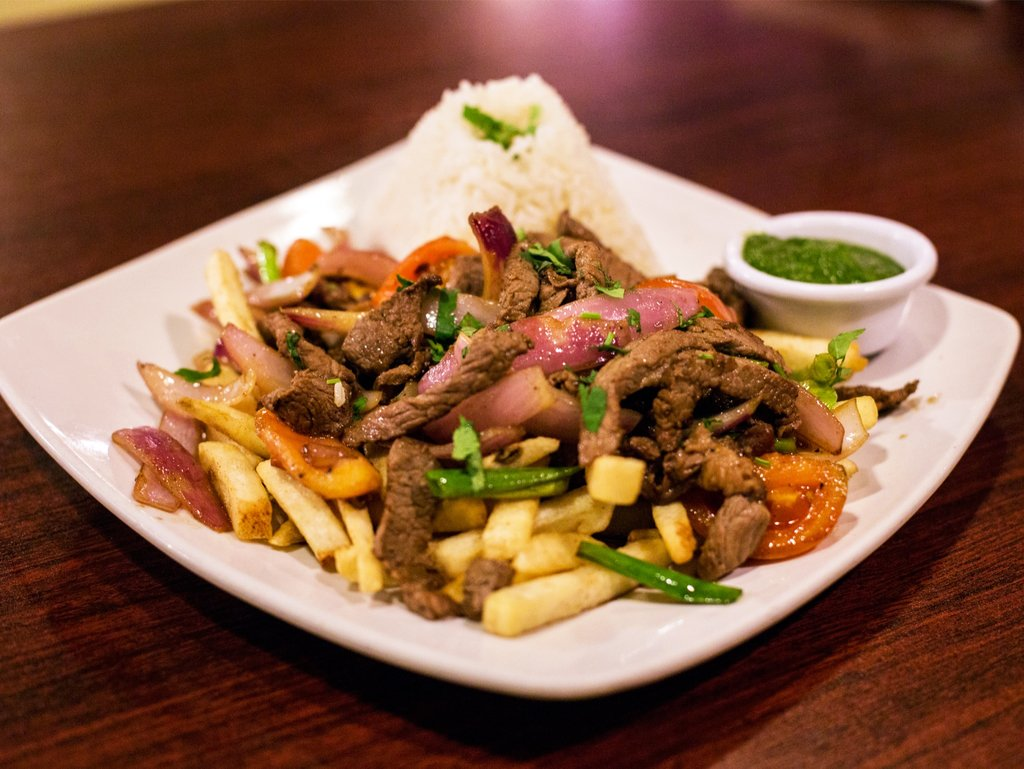 Culinary culture authentic peruvian food at los cabos ii for Authentic peruvian cuisine