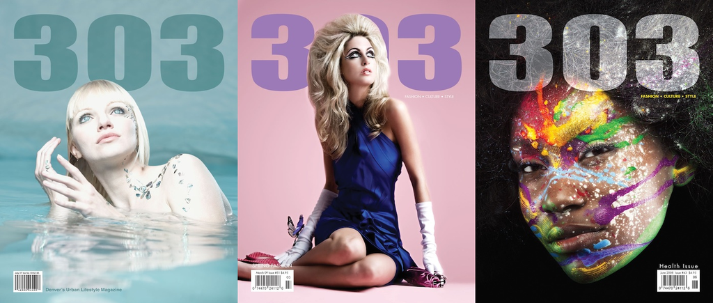 303 Magazine covers, 303 Magazine, 303 Magazine Cover