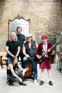 Photo courtesy of AC/DC Facebook page