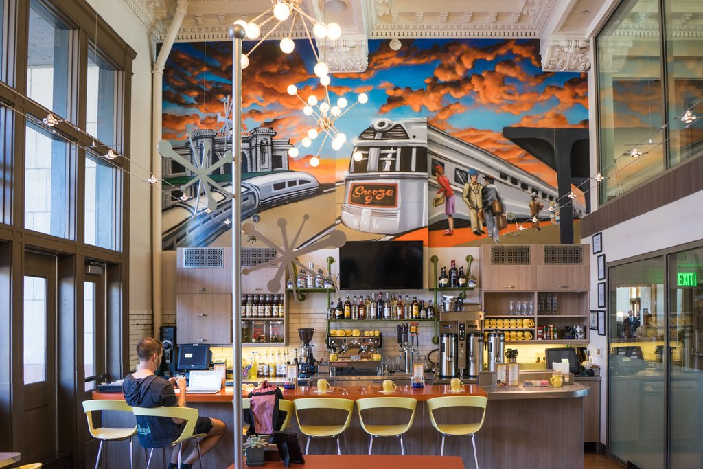 Things to do in Denver, Union Station Denver, Union Station, Union Station Restaurants,