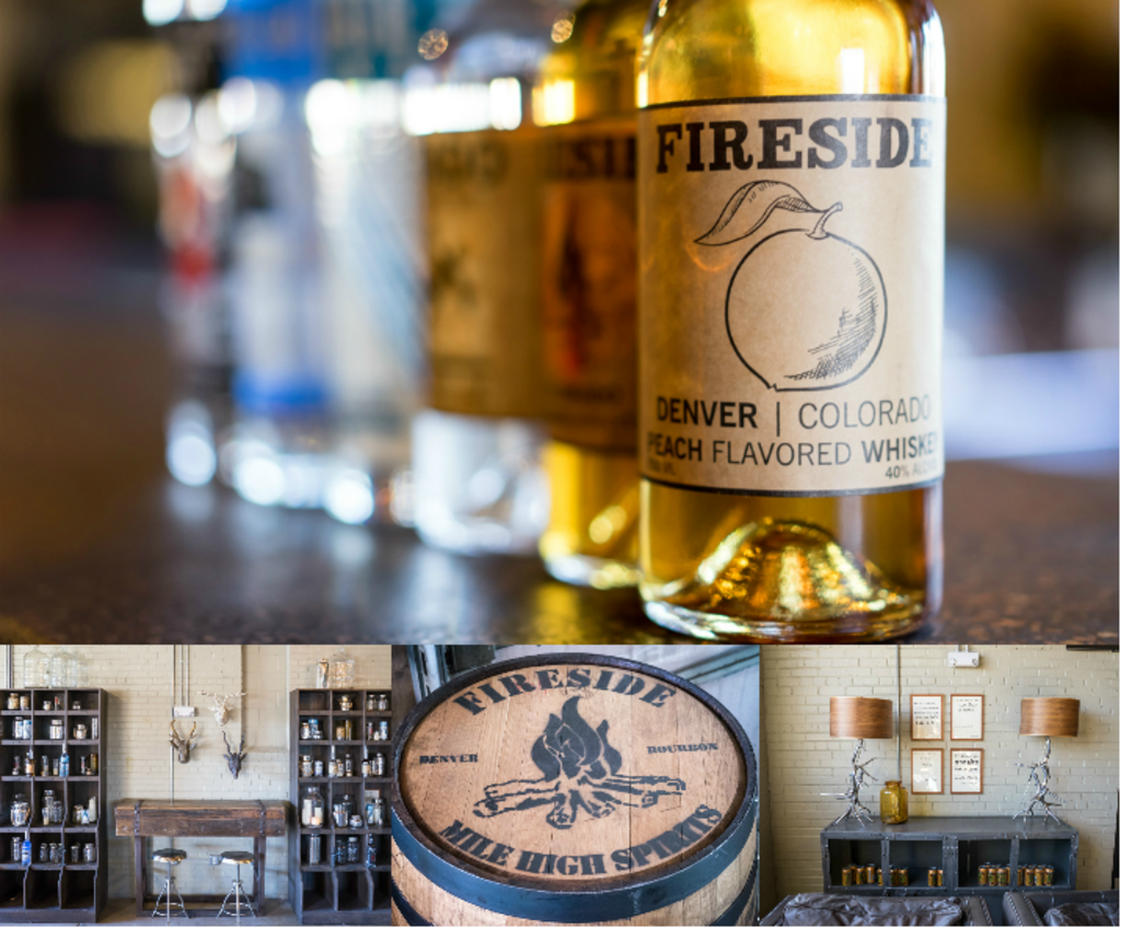 Mile high spirits, mile high spirits new location, 303 magazine, mile high spirits review, mile high distillery, fireside whiskey