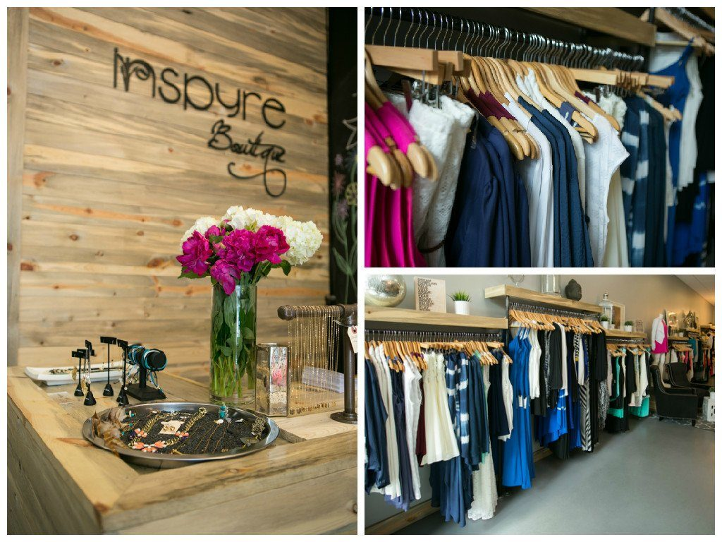 Photos courtesy of Inspyre Boutique
