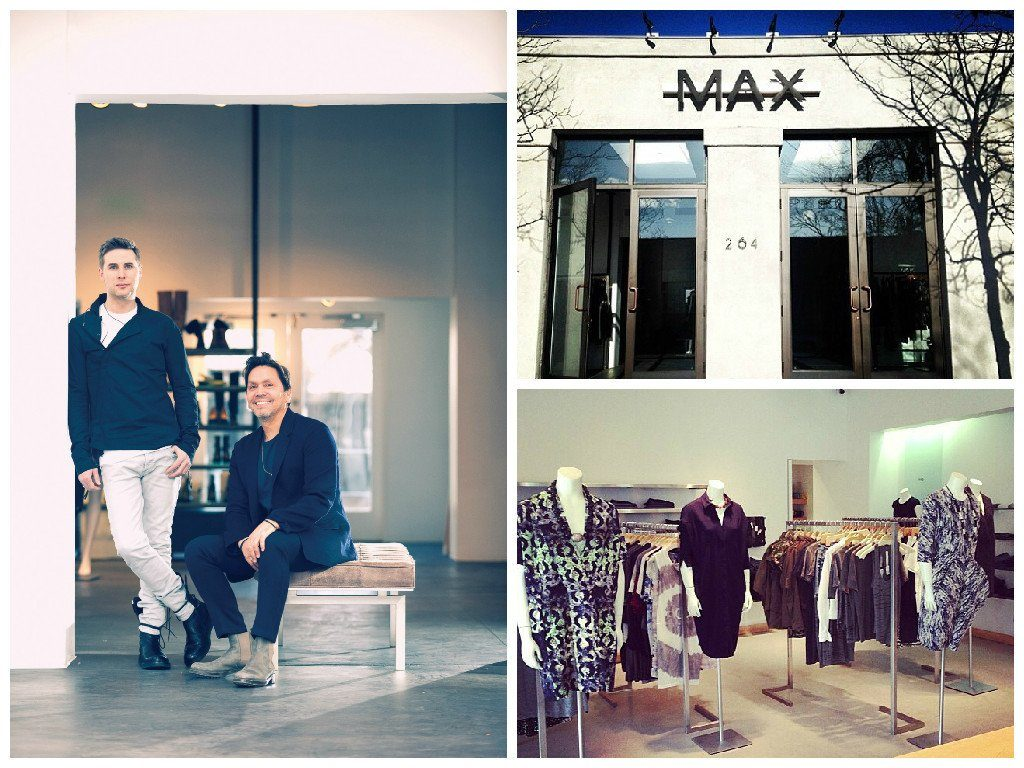Photos Courtesy of Max Clothing Stores