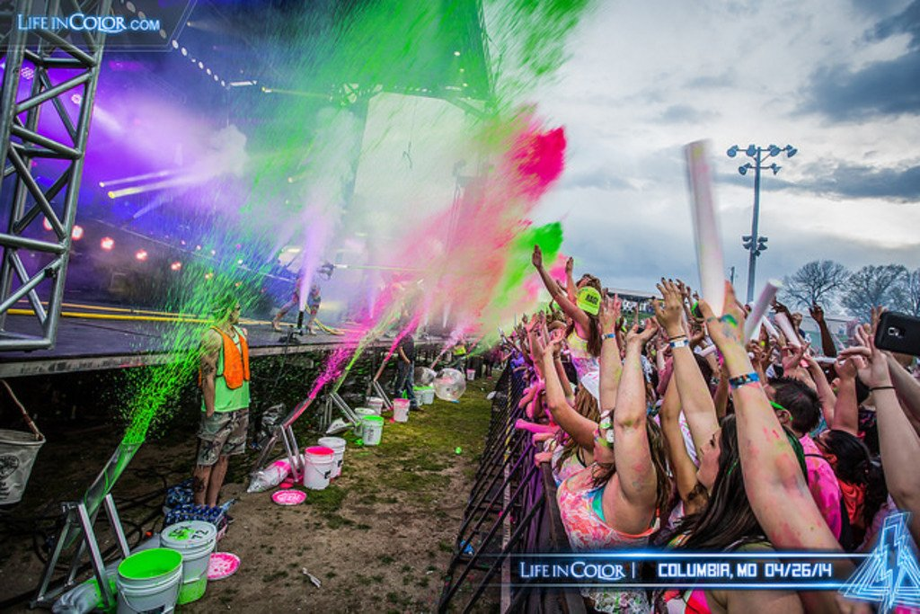 Life In Color, photo courtesy of Life In Color.