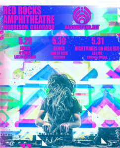 Poster courtesy of Bassnectar