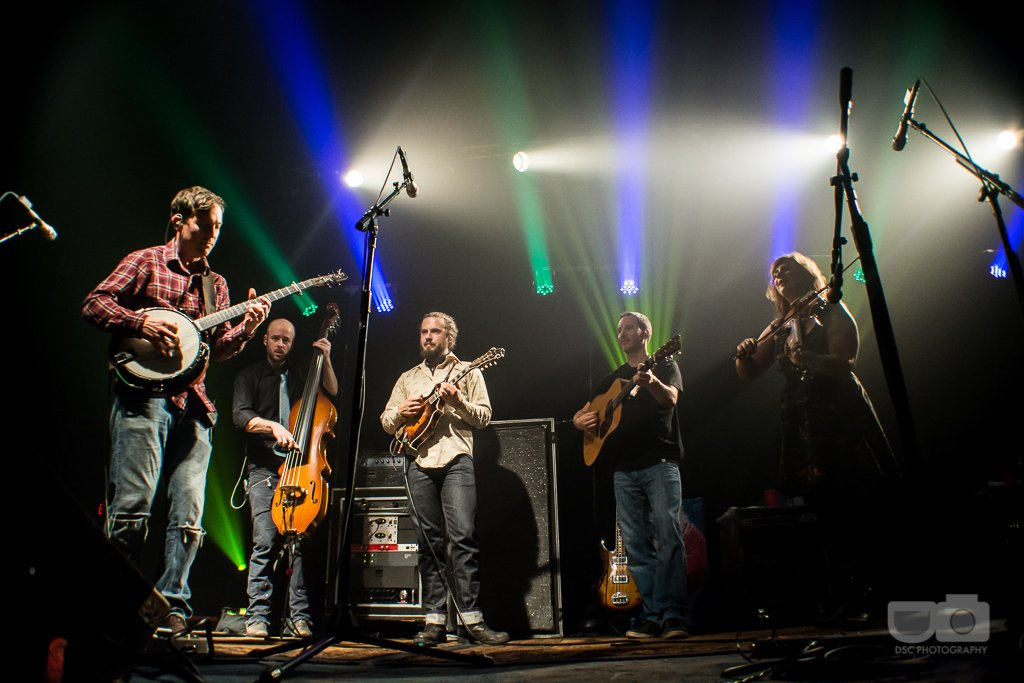 Photo courtesy of Yonder Mountain String Band