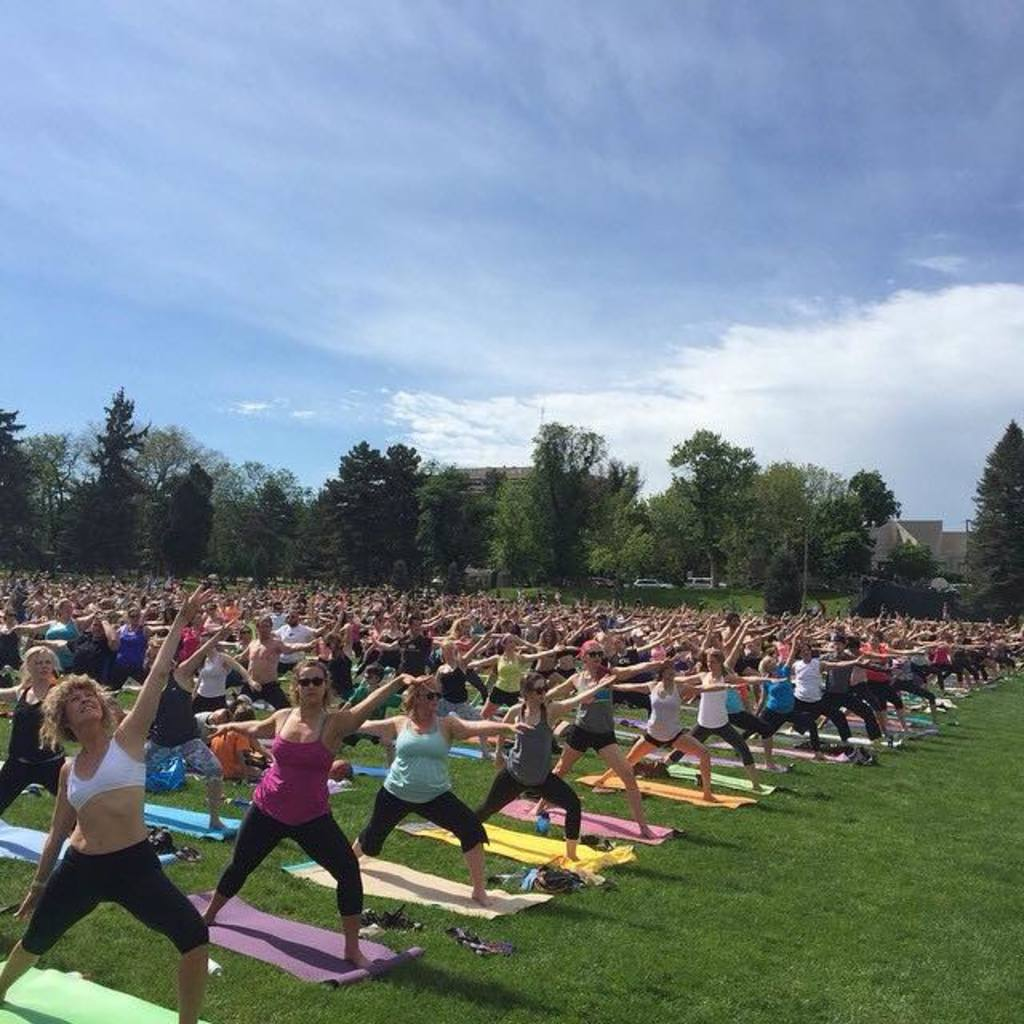 Upcoming Colorado Events Yoga Rocks The Park Red Rocks Vip And More