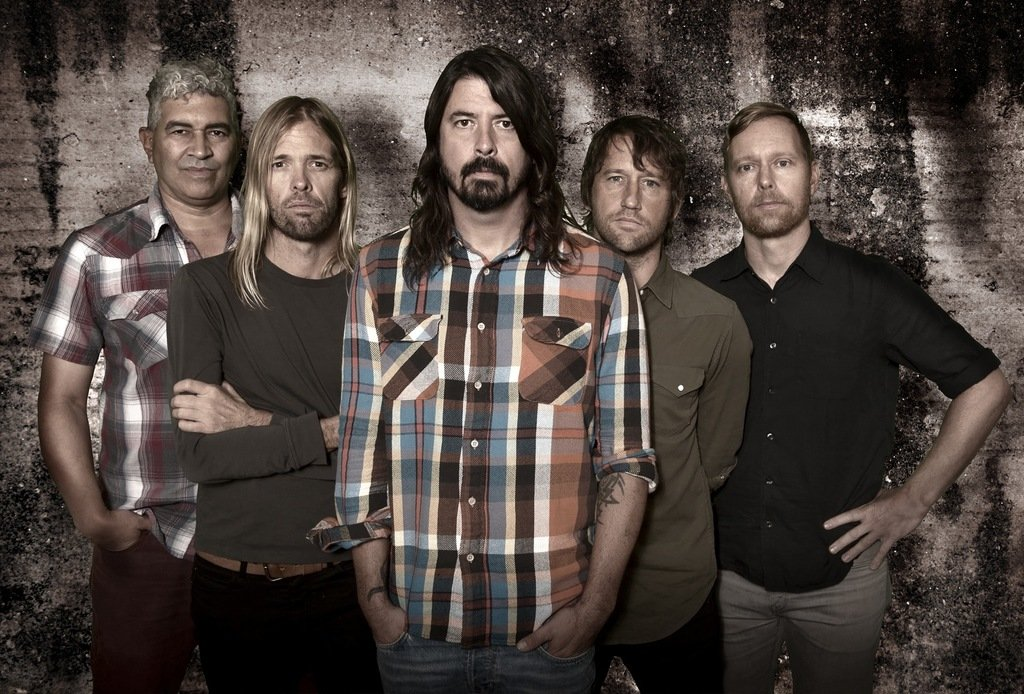 Foo Fighters 303 Magazine