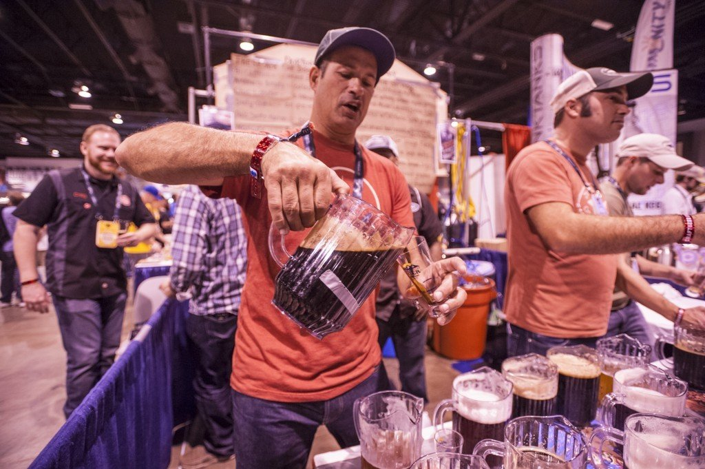 GABF, Sam Calagione, DogFish head, Sam Calagione interview, Sam Calagione Adam Avery
