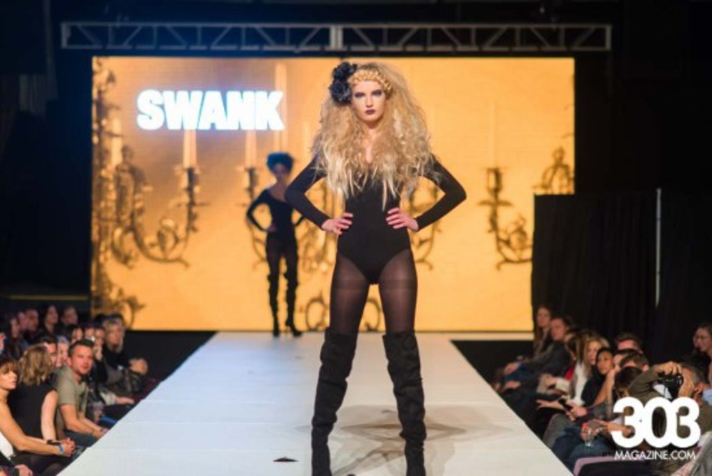 Swank at Denver Fashion Weekend