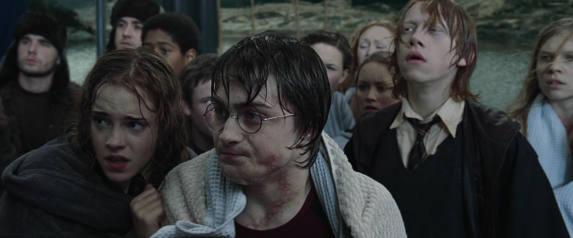 Harry Potter and the Goblet of Fire via fanpop