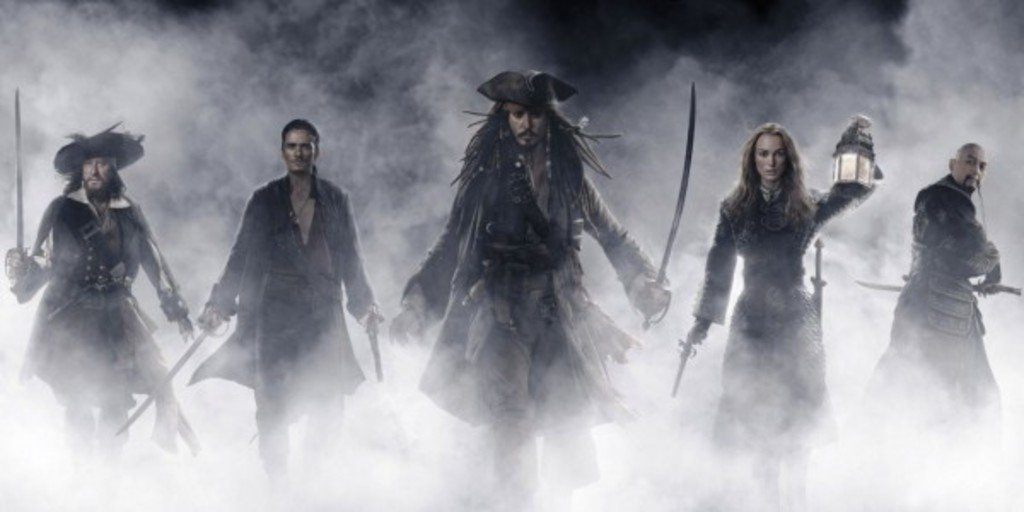 Pirates of the Caribbean: At World's End via MoviesTorrents
