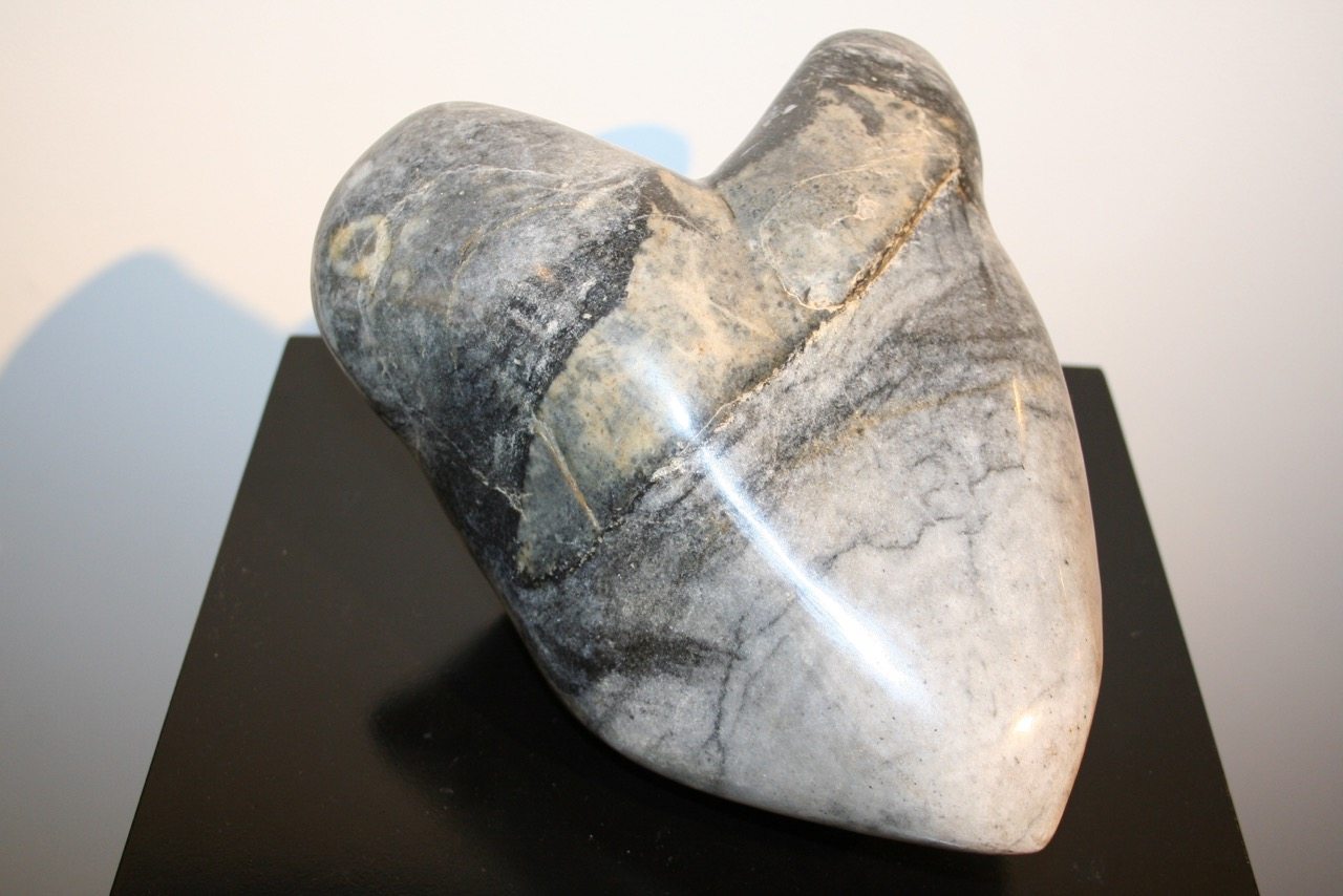 Marble Heart - Tim DeShong - Outnumberd Gallery - Littleton, CO